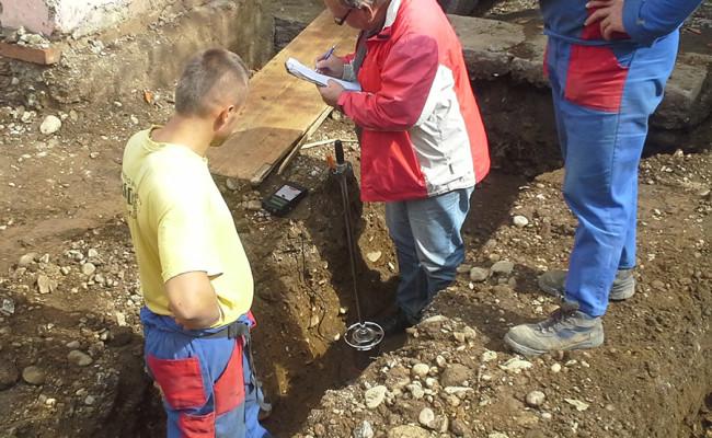 Izkopi in urejanje okolice