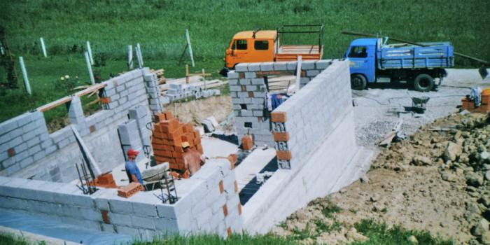 Klasična gradnja